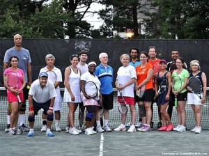 tennis event pic